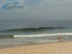 Arpoador às 07:40 hs - Mais em www.surfrio.com.br