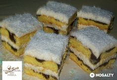 Hungarian Recipes, Hungarian Food, Sweet And Salty, Cake Cookies, Cornbread, Nutella, Ham, Sandwiches, Deserts