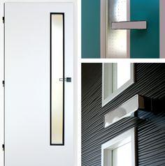 Dveře, které sednou každému interiéru - kontrast