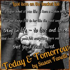 Today & Tomorrow (Night Horde SoCal #2.5)
