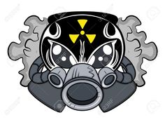 Image from http://previews.123rf.com/images/vectorshots/vectorshots1210/vectorshots121000044/15759264-Toxic-Mascot-Tattoo-Vector-Stock-Vector-gas-mask-cartoon.jpg.