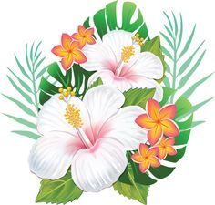 Fantastic Absolutely Free Hibiscus dessin Concepts Hibiscus vegetation is tropical beauties that brings a very beautiful check out your garden. Hawaiian Flower Tattoos, Hawaiian Flowers, Hibiscus Flowers, Exotic Flowers, Tropical Flowers, Beautiful Flowers, Purple Flowers, Vintage Diy, Fabric Painting