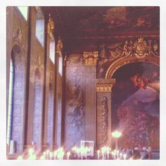 Spectacular London Wedding Venue, The Painted Hall, Greenwich