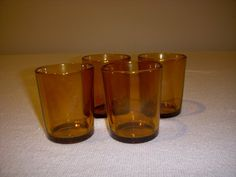 """Amber Glass Votive/Candle Holders 2"""" x 2.5"""" (12 Pack) Vot-310 MONTGOMERY INDUSTRIES,http://www.amazon.com/dp/B00DCIL3XU/ref=cm_sw_r_pi_dp_4p0vtb1W4ZYB4JHW"""