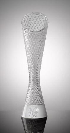 Lasvit: 2013 Tour de France trophy - Peter Olah