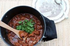 Tasty slow cooked tender beef casserole - A Fresh Legacy Beef Casserole Recipes, Beef Recipes, Healthy Recipes, Tasty Dishes, Food Dishes, Slow Cooked Beef, Seasonal Food, Family Meals, Yummy Food
