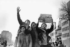 Revolution , Iran 1978-1980