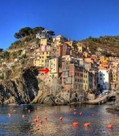 La Scogliera Hotel, Riomaggiore, Cinque Terre
