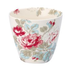 Image Detail for - greengate stoneware latte cup chloe stoneware latte cup from greengate ...