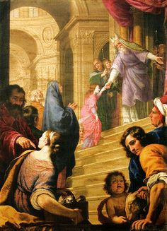 A Apresentação de Nossa Senhora e a consagração