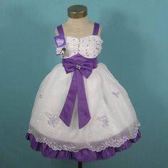 New Tag Wedding Flower Girl Pageant Dress Sz 4 4T | eBay