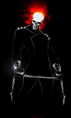 Ghost Rider by CelticBolt.deviantart.com