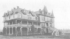 Herrick Hall was built in 1884 and named after Pacific's second president, Rev. John R. Herrick. In 1907 fire destroyed the building. A second Herrick hall was built and also burned on January 2, 1973. The second building was razed because of age.
