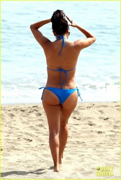 eva longoria bikini spain global gift fund 24 Eva Longoria  is gorgeous as usual as she hits the beach in a tiny blue bikini on Friday (July 3) in Marabella, Spain.     The 40-year-old actress is in Marbella…