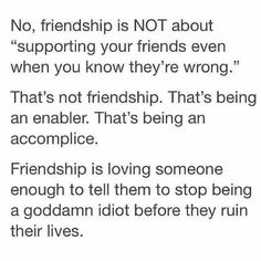 I'm pinning this coz people need to realize this sooner
