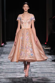 Laurence Xu - Spring 15 Couture