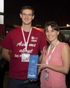 3D Printing Systems prize winner