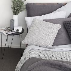 1000 ideas about white grey bedrooms on pinterest white