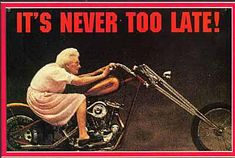 This is gonna be me on a Goldwing Trike!  A red one.....