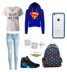 """""""👌🏾👌🏾👌🏾😍😍😍"""" by nmcneil-nm ❤ liked on Polyvore featuring Tommy Hilfiger, NIKE, Madden Girl, TruMiracle, Workhorse and BlissfulCASE"""