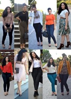 Girl With Curves - great blog on how to dress a curvy body and look fabulous!