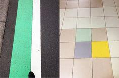 Tokyo shapes and colours - Hanna Konola