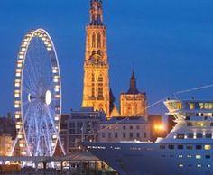 Visit Antwerpen Belgium
