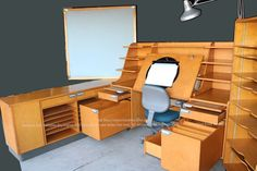 Disney Animation Desk and Animator office suite | eBay