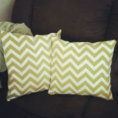 . . . for Lauren and Lauren: Fall Favorites and the Easiest DIY pillow ever