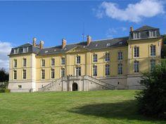 La Celle Saint-Cloud - Château de La Celle — Vue depuis le parc