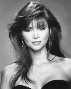 Victoria Principal from the original Dallas series