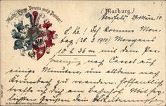 Praege-Studentika-Ak-Marburg-an-der-Lahn-Math-Phys-Verein-sei-039-s-1732802