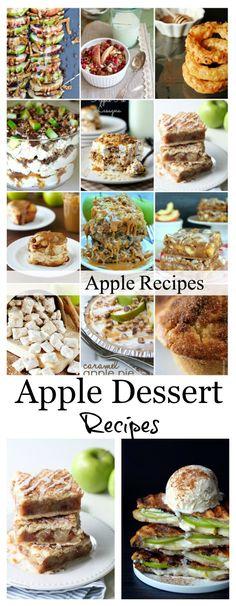 Apple Recipes - theidearoom. net