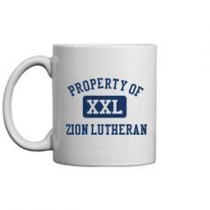 Zion Lutheran School - Poplar Bluff, MO | Mugs & Accessories Start at $14.97
