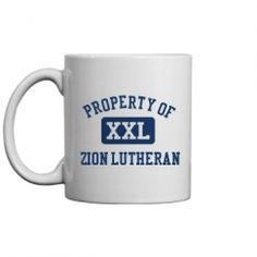 Zion Lutheran School - Poplar Bluff, MO | Mugs & Accessories Start at $14.97