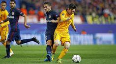 Atlético de Madrid - FC Barcelona (2-0)   FC Barcelona