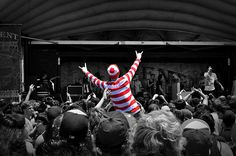 There's Wally!