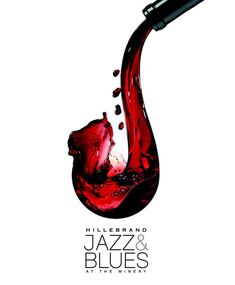 Jazz and blues winery // poster design, typography, illustration, graphic design, editorial Design Visual, Graphisches Design, Creative Design, Print Design, Flyer Design, Design Ideas, Smart Design, Clean Design, Design Elements
