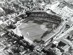 griffith stadium:  home of senators, before leaving in 1960 to become the minnesota twins; and again to the 'second' senators, before they left to become the texas rangers