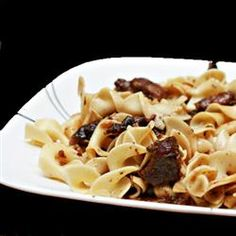 "Butter Beef | ""Easy, melt in your mouth onion-buttery beef from your slow cooker! Serve over cooked egg noodles. http://allrecipes.com/recipe/butter-beef/Detail.aspx"