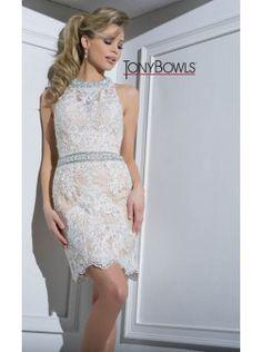 Tony Bowls TS21685 | Find this 2016 Homecoming dress at www.henris.com