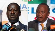 Supreme Court Cancels Presidential Election In Kenya ------------ Kenya's Supreme Court has canceled the result of the August 8 presidential election won by President Uhuru Kenyatta. #UhuruKenyatta