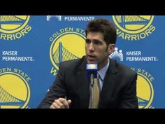 6.27.13 | PART TWO: Warriors General Manager Bob Myers discusses the Warriors' draft-night acquisition of Namanja Nedovic.