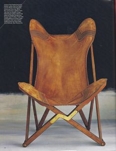 Ralph Lauren Joshua Tree Camp Chair Picture speaks for itself--just a great chair-