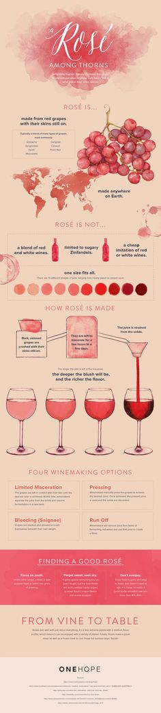 Some call it a blush, some call it rosé. No matter what you call it, rosé wines are as delightfully light, fruity, and aromatic as they are unique. Unlike their red and white wine cousins, rosés are different from their very beginnings. Made from mostly red grapes crushed with their skin still on, rosés can […]