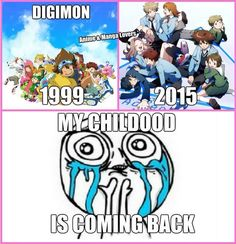 MY CHILDHOOD IS COMING BACK!!!!