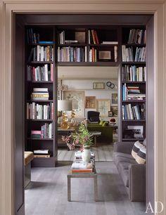 Simon Doonan on the Manhattan Home of Barneys's Mark Lee and KCD's Ed Filipowski Photos | Architectural Digest