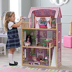 KidKraftBeachfront Mansion with Furniture