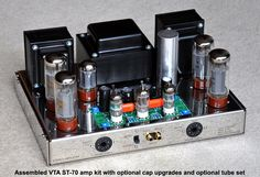 welcome to our dealer in Massachusetts - Bob Latino Bob sells and supports our amplifier kits and ready-built amplifiers! Diy Speaker Kits, Diy Speakers, Bluetooth Speakers, Audio Jungle, Valve Amplifier, Vacuum Tube, Diy Electronics, Audio Equipment