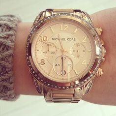 Either the link to the michael kors watch or something exactly like this but cheaper if you can!